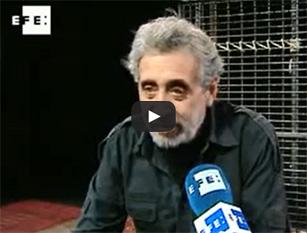 "video: Jorge Eines reinventa el ""Ricardo III"" de Shakespeare"