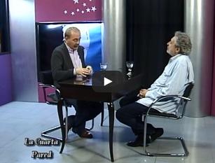video: Entrevista a Jorge Eines por Roberto Schneider (Cuarta pared)