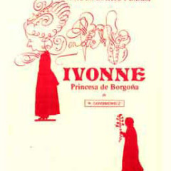 IVONNE Princesa de Borgoña
