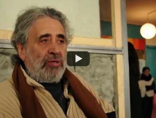 video: ACHTUNG Jorge Eines ensaya por Lorca | teatro