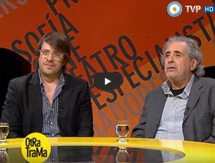 Video: Otra trama – Entrevista a Jorge Eines